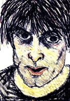 Self Portrait sketch01